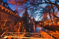 Arenbergkasteel & watermolens_vroege_ochtend